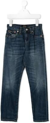 Ralph Lauren straight-leg jeans
