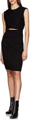 Alexander Wang Women's Twisted Stretch-Cotton T-Shirt Dress