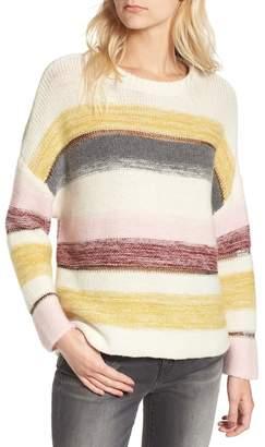 Rails Daphne Stripe Wool & Cashmere Sweater