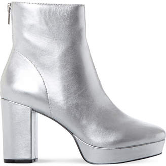 Steve Madden Peace SM leather ankle boot