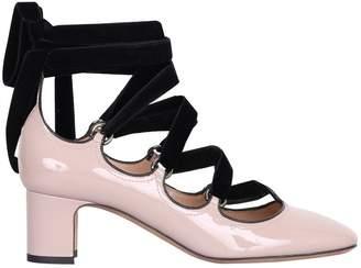 Valentino Patent Leather Ballet Pumps