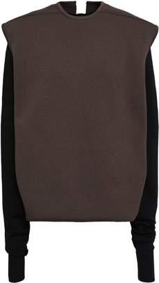 Rick Owens (リック オウエンス) - リック・オウエンス パネルデザイン ストレッチニット セーター