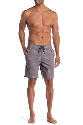 Lost Roadmouth Puddle Board Shorts