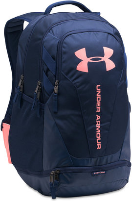 Under Armour Hustle Storm Backpack $54.99 thestylecure.com