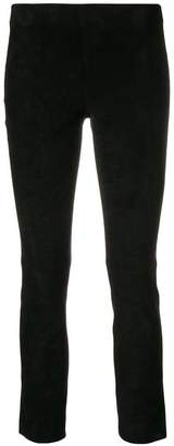 Vince cropped skinny trousers