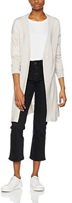 J. Lindeberg Women's Madison Shiny Mix Cardigan,(Manufacturer Size:Large)