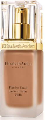 Elizabeth Arden Flawless Finish Perfectly Satin 24HR Liquid Makeup SPF 15