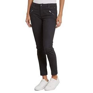 Kenneth Cole Women's Moto Skinny Jean Zip Pockets