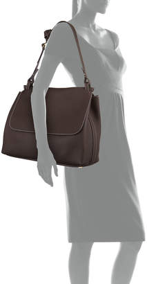 The Row Equestrian 14 Top-Handle Satchel Bag