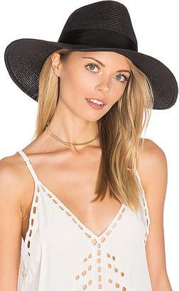 ale by alessandra Terranea Hat in Black. $80 thestylecure.com