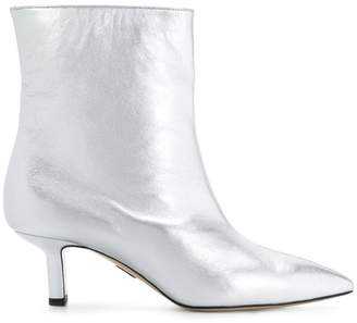 Paul Andrew ankle length stiletto boots