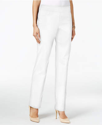 JM Collection Petite Pull-On Pants, Created for Macy's