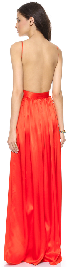 ONE by Contrarian Babs Bibb Maxi Dress 19