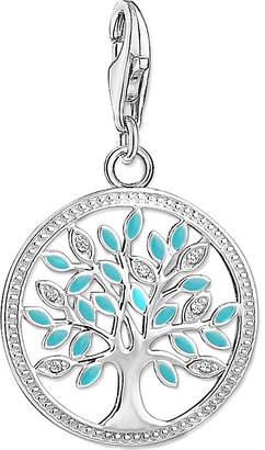 Thomas Sabo Tree of Life Charm club silver charm pendant
