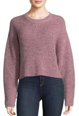 Rag & Bone Lurex Crewneck Sweater