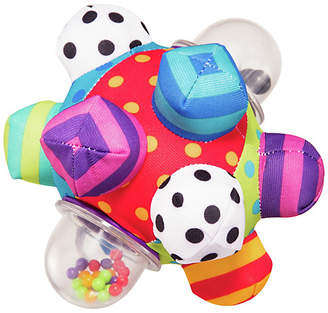 Sassy Bumpy Ball Toy