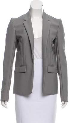 Reed Krakoff Open Front Notch-Lapel Blazer