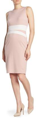 Alexia Admor Arielle Colorblock Dress