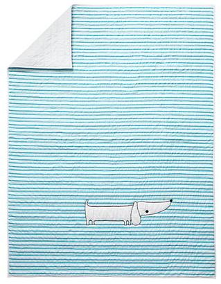 Full-Queen Early Edition Quilt (Dog) $149 thestylecure.com