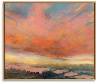 Bloomingdale's Artisan Collection Sunset Clouds Wall Art - 100% Exclusive