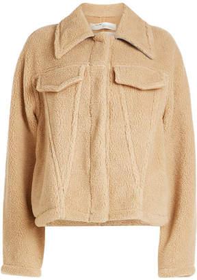 Off-White Teddy Texture Jacket