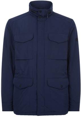 J. Lindeberg Nylon Clean Trench Jacket