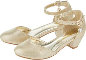Monsoon Emily Heart Two Part Tango Shoes