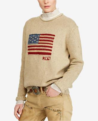 Polo Ralph Lauren Graphic Roll Neck Sweater