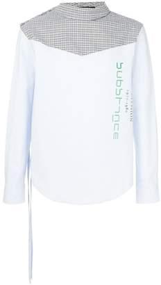 Raf Simons deconstructed shirt