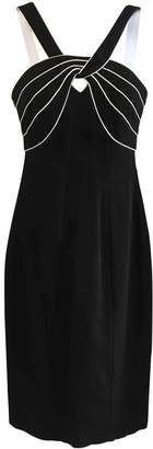 Coast Black Viscose Dresses