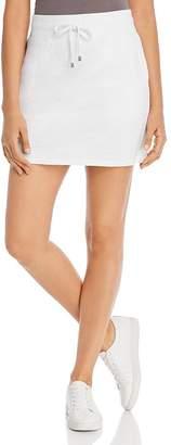 Andrew Marc Drawstring Lounge Skirt