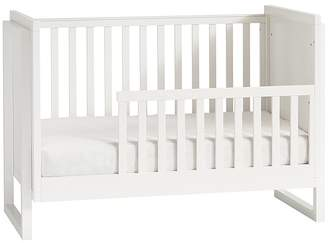 Pottery Barn Kids Hadley Crib Toddler Bed Conversion Kit, Simply White