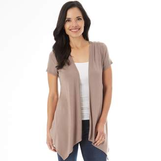 Apt. 9 Women's Crochet Back Cardigan
