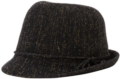 Collection XIIX Women's All That Glitters Fedora Hat