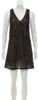 Marc by Marc Jacobs Lace Mini Dress