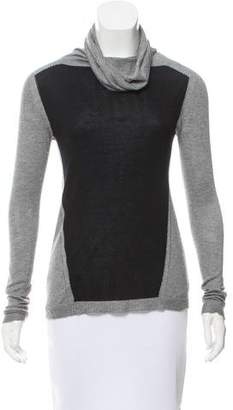 Emporio Armani Turtleneck Long Sleeve Sweater