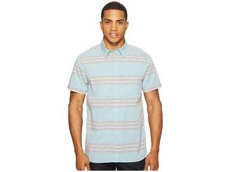 The North Face Chambray Pursuit Shirt (Blue Moon Stripe