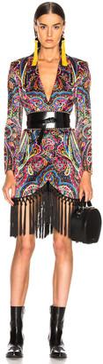 BLAZÉ MILANO Irina Sunshine Blazer in Multicolor Paisley | FWRD