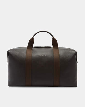 Ted Baker HOLDING Leather holdall
