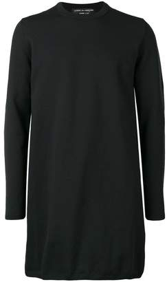Comme des Garcons long length sweatshirt