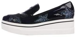 Stella McCartney Binx Star Platform Sneakers w/ Tags