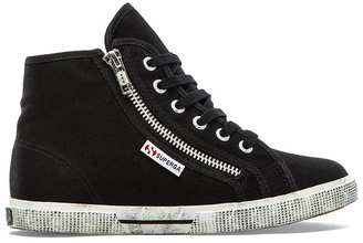 Superga Cotu High Top $85 thestylecure.com