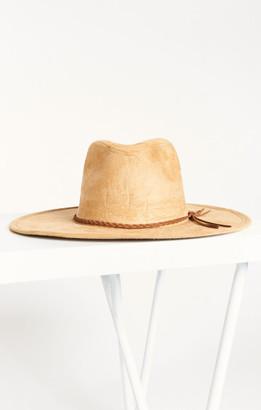 Dylan Hat ~ Camel $55 thestylecure.com