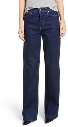 7 For All Mankind Alexa High Waist Trouser Jeans
