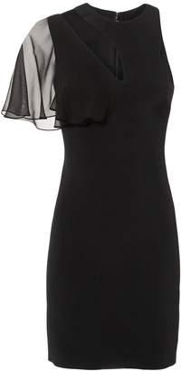 Cushnie et Ochs Xandra Black Dress