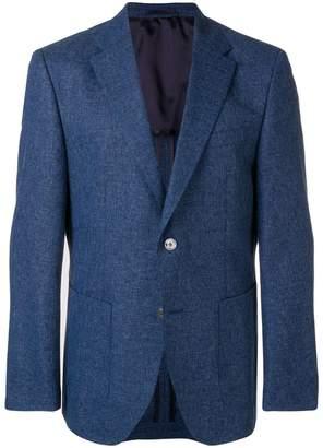 HUGO BOSS weave blazer