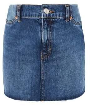 Topshop MATERNITY Denim Skirt