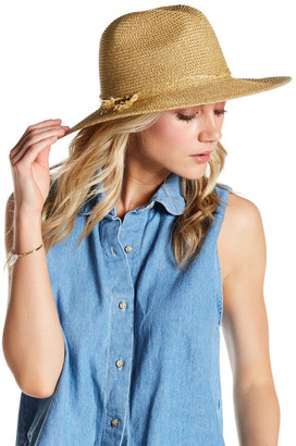 San Diego Hat Company Sparkle Panama Hat $30 thestylecure.com