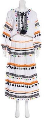 Dodo Bar Or Yehoray Pom-Pom Dress