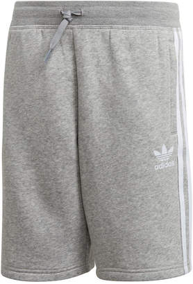 adidas Big Boys Originals Fleece Shorts
